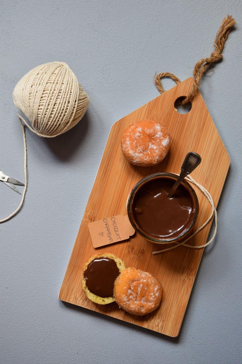 Pâte à tartiner au chocolat et aux Carambar®