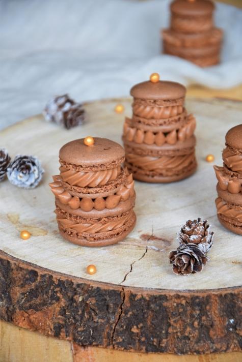 macaron-roxane-religieuse-chocolat