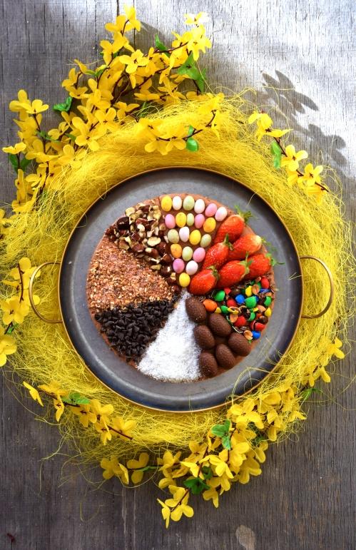 dessert-chocolat-fruits